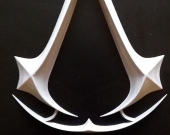 Assassin's Creed 3D printing logo