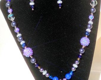 Lapis & Purple