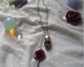 Key to the Garden Of Love Necklace