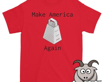 Funny Shirt, Make America Grate Again Shirt, Donald Trump Shirt, Funny T Shirts, Make America Great Again Shirt, Short Sleeve Shirt