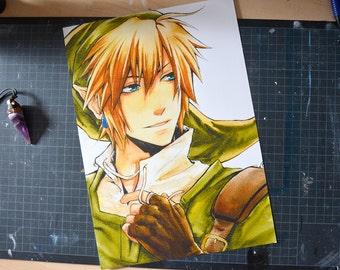 Link (The Legend Of Zelda: Twilight Princess)