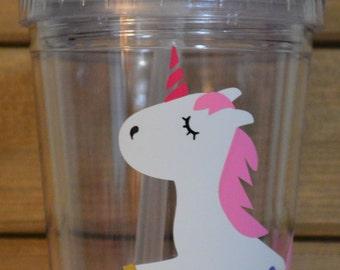 Unicorns Are My Spirit Animal Unicorn Cup Unicorn Mason Jar