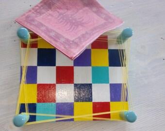 wooden case for napkins