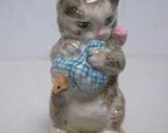 ROYAL ALBERT...Miss Moppet...Beatrix Potter figurine