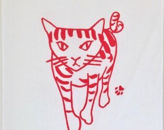 """手ぬぐい Gang Star """"Tenugui"""" (a light, Japanese hand towel)"""