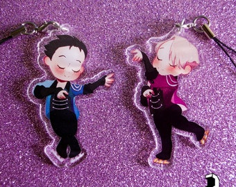 Duet: Stay Close to Me Chibis