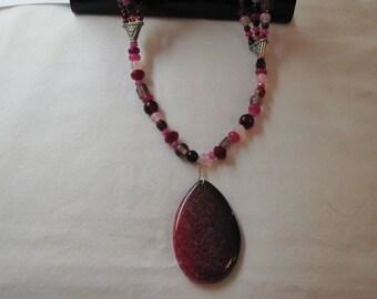 Berry Pie Necklace