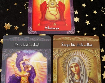 3 Card Angel/Oracle Card Reading