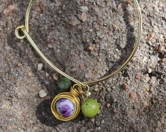 "The ""Spring"" Collection Nest Bracelet"