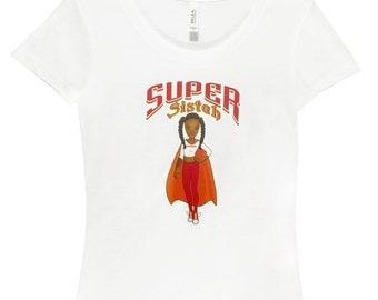 Super Sistah tee