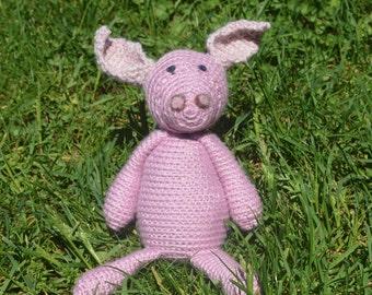 Pretty Pink Pig