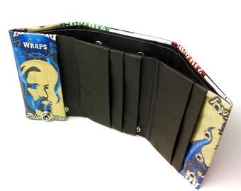 Zig Zag Trifold Wallet