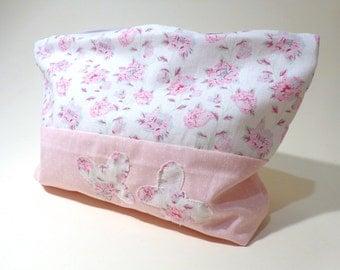 Pink Travel Wash Bag / Make Up Bag