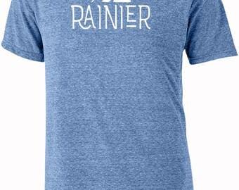 Mount Rainier National Park Adventure T-Shirt