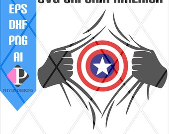 Captain america clipart – Etsy IE