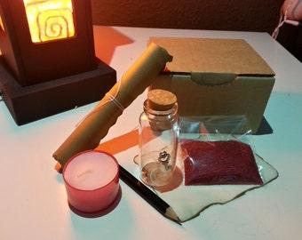 Ritual Valentine box