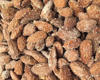 Chipotle Honey Almonds