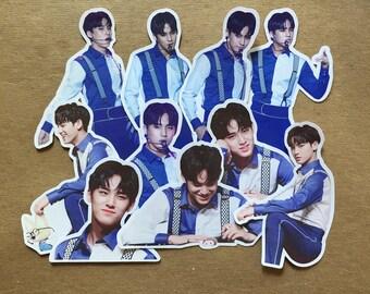 Seventeen Mingyu Stickers