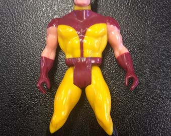 Secret Wars - Wolverine Figure by Mattel