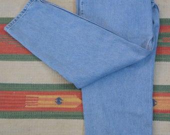 Vintage 80's High Waisted Eddie Bauer Jeans