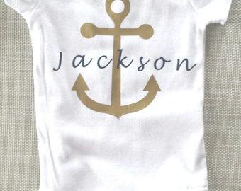Custom named anchor