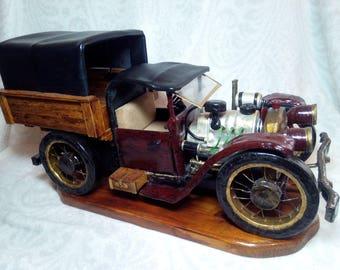 Antique Vintage Automobile Car