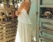 Beautiful wedding dress, Affordable wedding dress, Inexpensive wedding dress, Backless wedding dress, Designer wedding, Hibiscus gold calla