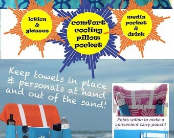 If you love the beach and laying in the sun! You need a Beach Buddie in your Life!
