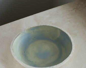 Ceramic Bowl Medium - Pool
