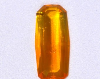 Mexican fire opal pendants stone