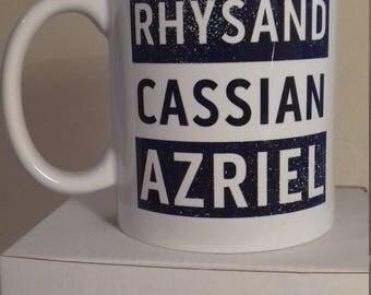 ACOTAR & TOG mug