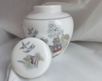 Wedgwood 'Chinese Legend' Ginger Jar