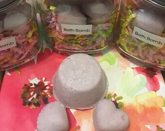 Lavender Chamomile Bath Bomb/Bombette