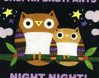 Caspar Babypants- Night, Night