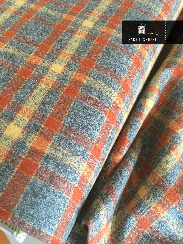 Mammoth Flannel Fabric Blanket Scarf Fabric Infinity