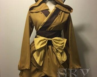 Catbus Kimono Dress