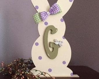 "15"" initial Bunny"