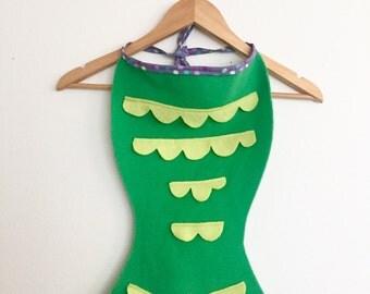 Mermaid Halloween Costume, Dress Up Mermaid Tail, Ready to Ship