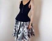 Circle skirt, handmade, new, 1950s style