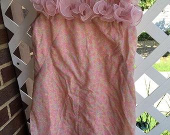 Mod 1960s womens Aureo Alonzo designer dress sz XS