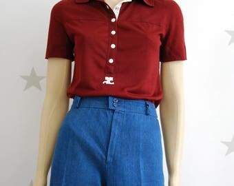 Courreges Vintage Polo shirt