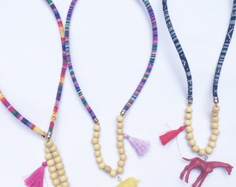 Sarafi necklace collection