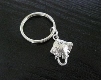From The Sea - Sting Ray Key Ring
