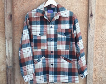 Vintage Pendleton Wool Flannel Jacket or Shirt - Men's