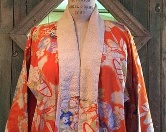 1930s Japanese Kimono