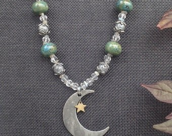 Celestial Bodies Necklace