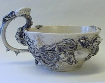 BioIndustrial Baroque Soup Mug 28oz/825ml