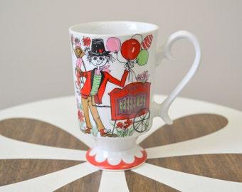 "1960s Arnart Smug Mug ""O'Sol Mio"" by Kathy K"