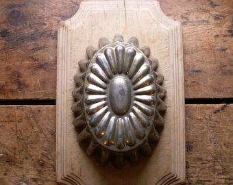 Vintage Oval Pudding Mold from Sweden - Vintage Kitchen Decor!