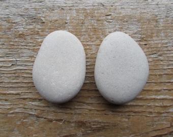 Beach Stone Cabinet Knobs BEACH WHITE Natural Beach Stone Cabinet Knobs